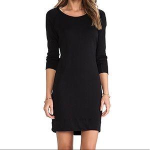 Standard James Perse Raglan Sweatshirt Dress Sz 2
